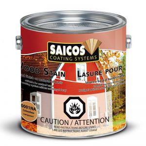 SAICOS Wood Stain Colourless