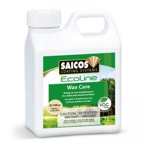 SAICOS Wooden Floor Wax Care