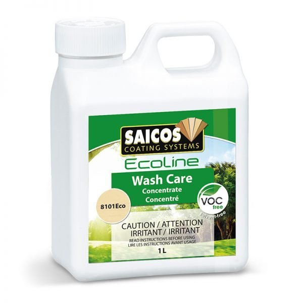 SAICOS Ecoline Wash Care – concentrate 8101
