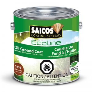 Saicos Ecoline Oil Ground Coat canada
