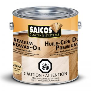 Saicos Canada Hardwax Oil 3200 Matt