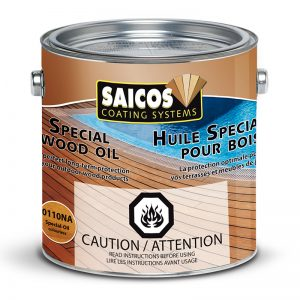 SAICOS Special Wood Oil