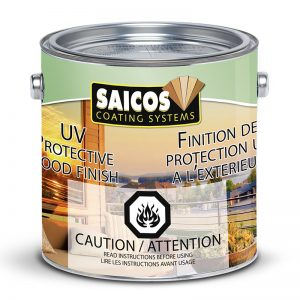 SAICOS UV Protective Wood Finish