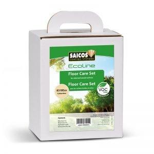 SAICOS Ecoline Floor Care Set